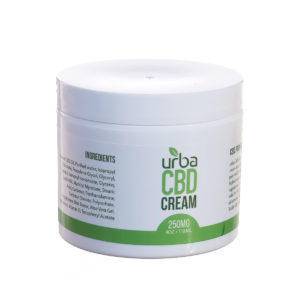 Urba CBD Cream 250mg