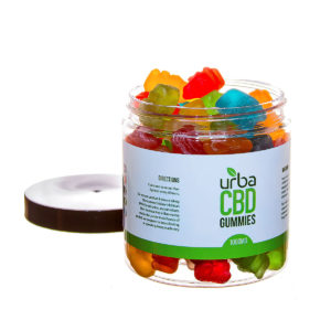 Urba CBD Gummies Bears 1000mg