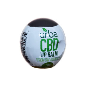 Urba CBD Lip Balm French Vanilla