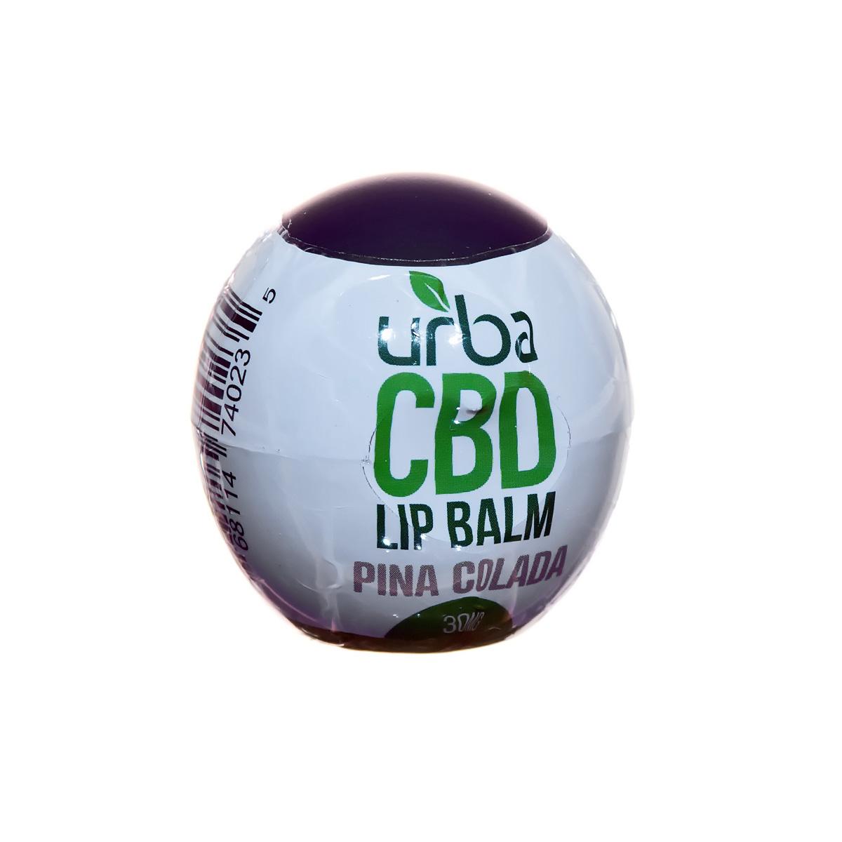 Urba CBD Lip Balm Pina Colada