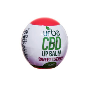 Urba CBD Lip Balm Sweet Cherry