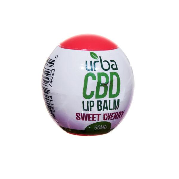 Urba CBD Lip Balm Sweet Cherry