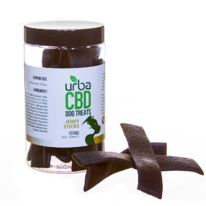 Urba CBD Pet Dogs Jerky Sticks