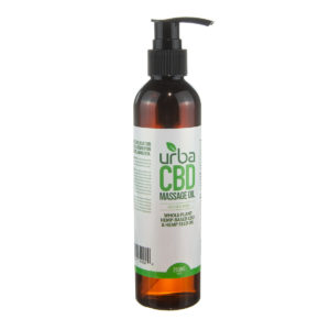 Urba CBD Massage Oil 250mg